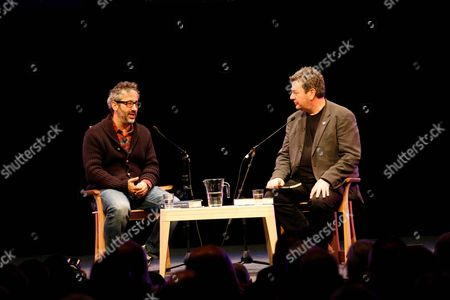 David Baddiel talks to David Aaronovitch