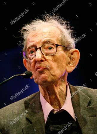 Stock Image of Eric Hobsbawm