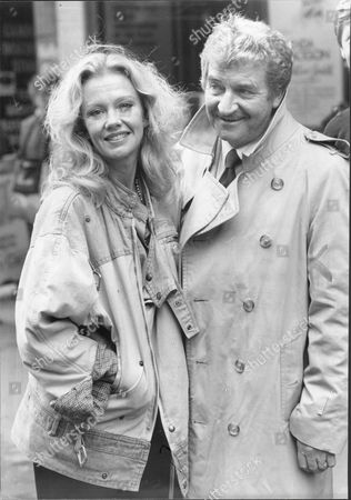 Hayley Mills And Peter Adamson Who Will Be Appearing In The Play 'dial M For Murder' At The Vauldeville Theatre.