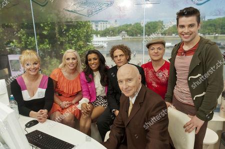 Editorial image of 'This Morning' TV Programme, London, Britain - 03 Jun 2011