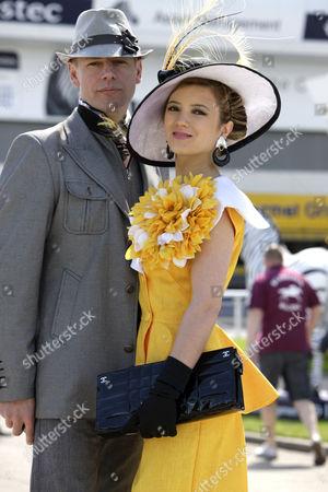 Doug and Mimi Theobald