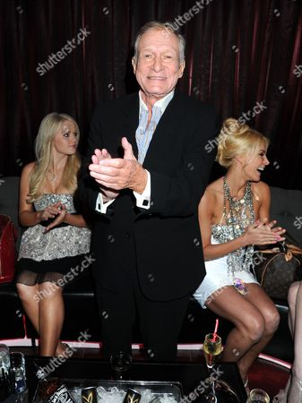Editorial photo of Playboy Club launch party, Mayfair, London, Britain - 04 Jun 2011