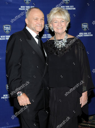 New York City Police Commissioner Ray Kelly and wife Veronica Kelly