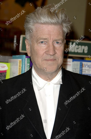 Stock Picture of David Lynch