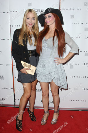 Lorielle New and Phoebe Price