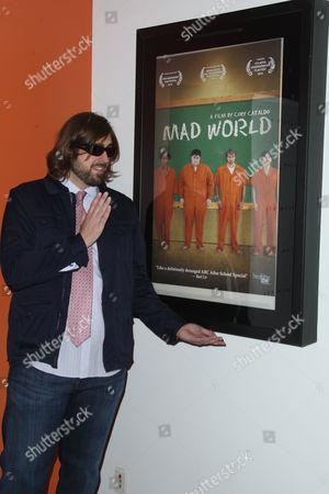 Editorial picture of Mad World film premiere, Los Angeles, America - 01 Jun 2011
