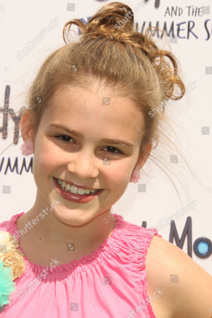 Stock Picture of Taylar Hender