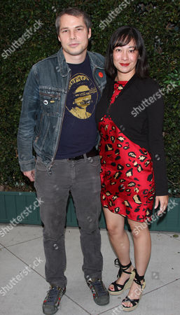 Amanda Fairey and Shepard Fairey