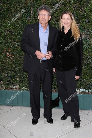 Alan Horn and Cindy Horn