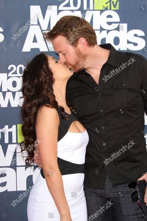 Alexa Vega and husband Sean Covel