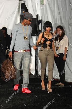 Nicki Minaj, Scaff Beezy
