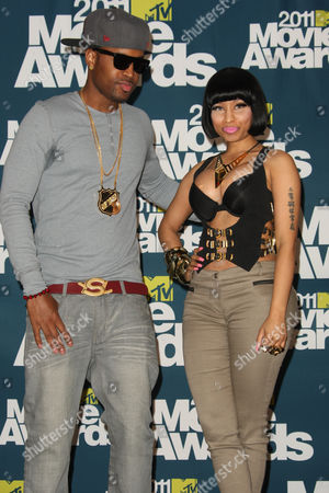 Editorial photo of 2011 MTV Movie Awards, Press Room, Los Angeles, America - 05 Jun 2011