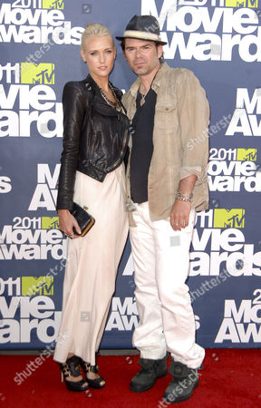 Billy Burke and wife Pollyanna Rose