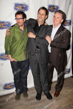 Michael Mayer, Tony Kushner, James Houghton