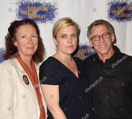 Stock Image of Brenda Wehle, Molly Price, Stephen Spinella