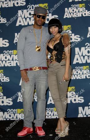 Editorial image of 2011 MTV Movie Awards, Press Room, Los Angeles, America - 05 Jun 2011