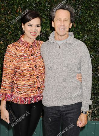 Stock Picture of Chau-Giang Thi Nguyen and Brian Grazer