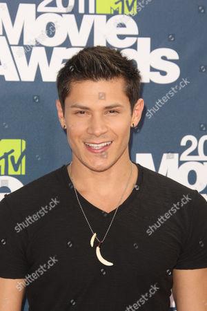 Editorial photo of 2011 MTV Movie Awards, Los Angeles, America - 05 Jun 2011
