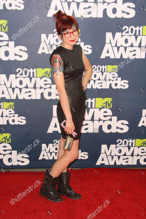 Editorial image of 2011 MTV Movie Awards, Los Angeles, America - 05 Jun 2011