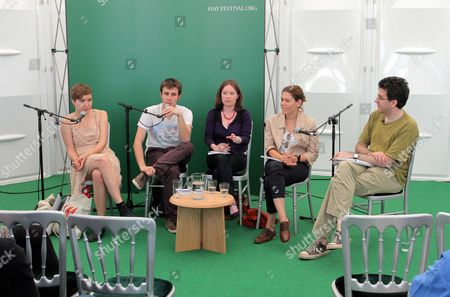 Editorial picture of The Telegraph Hay Festival 2011, Hay-on-Wye, Wales, Britain - Jun 2011