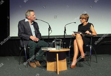 Sherard Cowper Coles talks to Anne Robinson