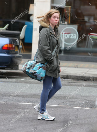 Editorial photo of Lisa Backwell out and about in London, Britain - 06 Jun 2011