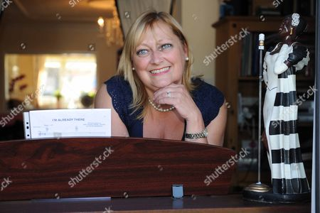 Stock Photo of Jenny Sadler, Ronan's Voice coach and director of Ring 'N' sing vocal musical academy, Norwich