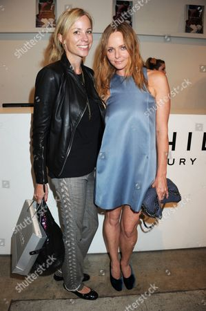 Kate Driver and Stella McCartney