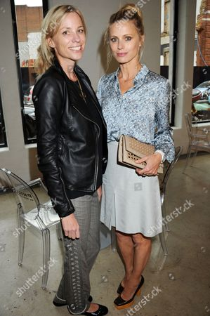 Kate Driver and Laura Bailey