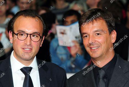 Fabrice Gianfermi Phil Edmonds Rousselet