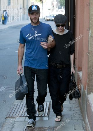 Stock Picture of Charles McDowell and Rooney Mara