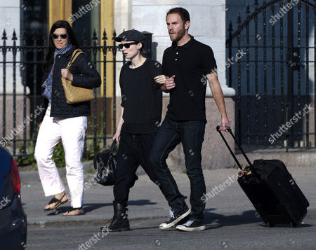 Editorial photo of Rooney Mara out and about, Stockholm, Sweden - 06 Jun 2011