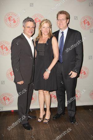 Neil Pepe, Mary McCann, Jeffory Lawson