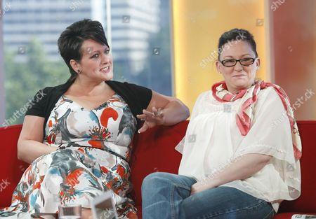 Editorial image of 'Daybreak' TV Programme, London, Britain - 07 Jun 2011