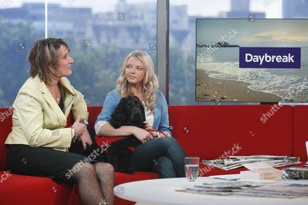 Editorial photo of 'Daybreak' TV Programme, London, Britain - 07 Jun 2011
