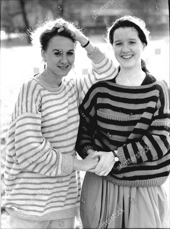 Actress Sisters Catherine Cusack And Naimh Cusack
