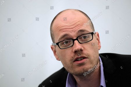 Stock Picture of Martin Johnes