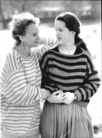 The Two Actress Cusack Sisters Catherine Cusack (right) And Naimh Cusack