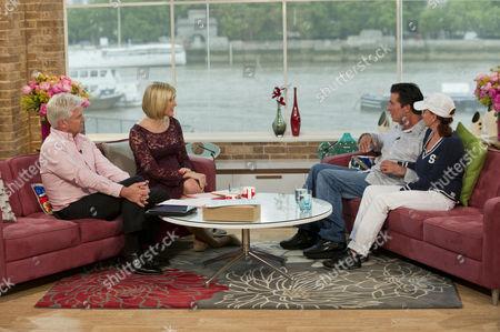 Editorial image of 'This Morning' TV Programme, London, Britain - 08 Jun 2011