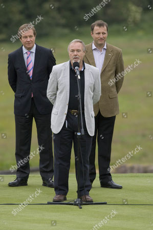 Sir Terry Matthews owner of the Celtic Manor Resort