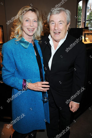 Editorial image of Cocktail party celebrating 35 years of Taki Theodoracopulos's 'High Life' Spectator column at Asprey, London, Britain - 08 Jun 2011