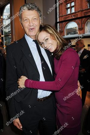 William Shawcross and Tara Palmer-Tomkinson