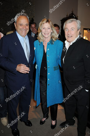 Editorial picture of Cocktail party celebrating 35 years of Taki Theodoracopulos's 'High Life' Spectator column at Asprey, London, Britain - 08 Jun 2011