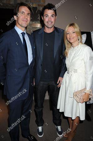 Crown Prince Pavlos of Greece, Lucas White, Crown Princess Marie-Chantal