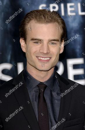 Editorial image of 'Super 8' Film Premiere, Los Angeles, America - 08 Jun 2011