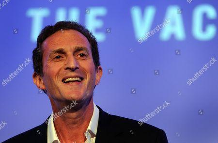 Simon Fox, Chief Executive of HMV