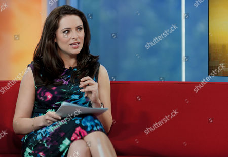 Stock Photo of Grainne Seoige