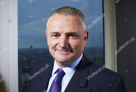 Andrew Moss, group chief executive of Aviva, London, Britain