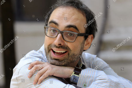 Editorial picture of Gary Shteyngart photocall at International Festival of Literature, Rome, Italy - 08 Jun 2011