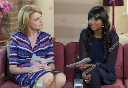 Sally Bercow and Samanthi